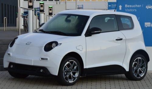 Foto van een e.Go Life (personenwagen). Geplaatst door buttonfreak op 18-03-2020 om 22:46:33, op EVFan.nl - de nummer 1 Elektrische Auto website.