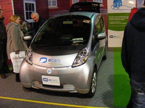 Foto van een Mitsubishi i-MiEV. Geplaatst door buttonfreak op 17-03-2020 om 23:44:57, op EVFan.nl - de nummer 1 Elektrische Auto website.